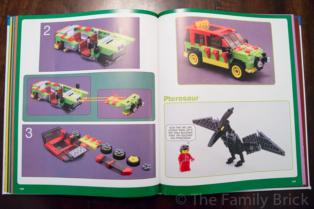The LEGO Adventure Book Vol 1 Chapter 10 Sample Page
