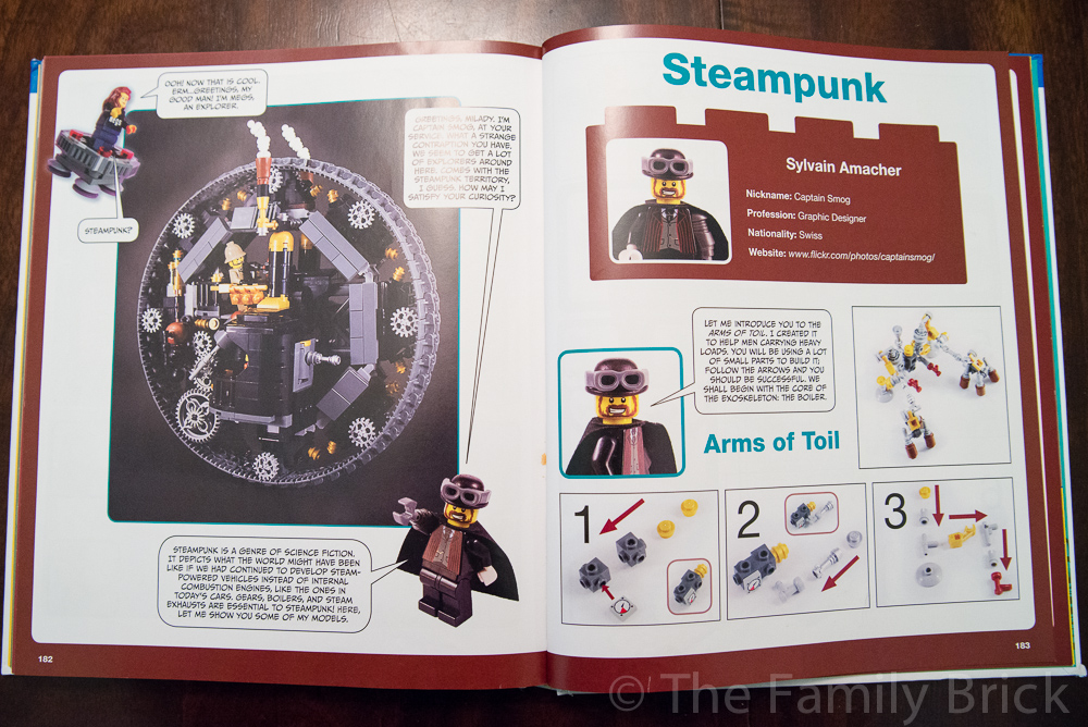 The LEGO Adventure Book Vol 1 Chapter 13 Sample Page