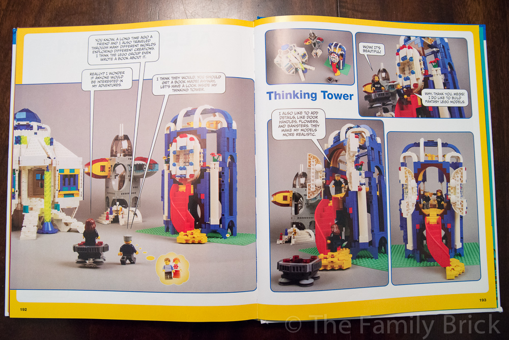 The LEGO Adventure Book Vol 1 Chapter 14 Sample Page