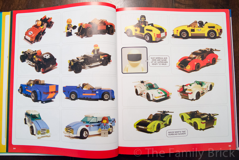 The LEGO Adventure Book Vol 1 Chapter 3 Sample Page