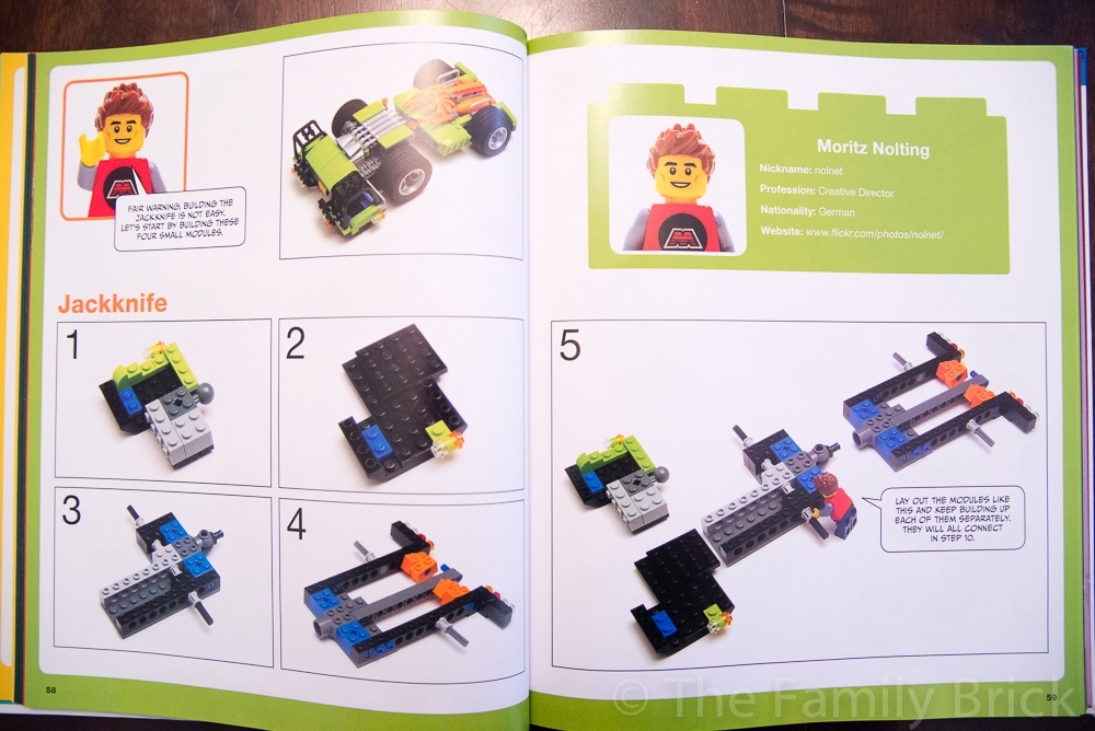 The LEGO Adventure Book Vol 1 Chapter 4 Sample Page