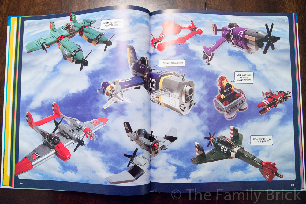 The LEGO Adventure Book Vol 1 Chapter 5 Sample Page