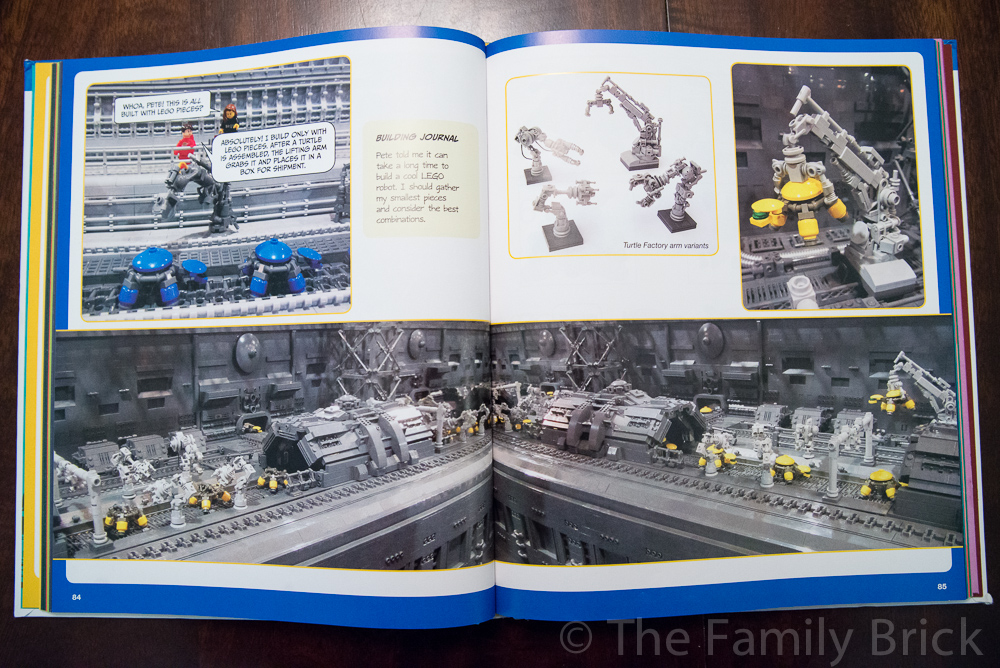 The LEGO Adventure Book Vol 1 Chapter 6 Sample Page