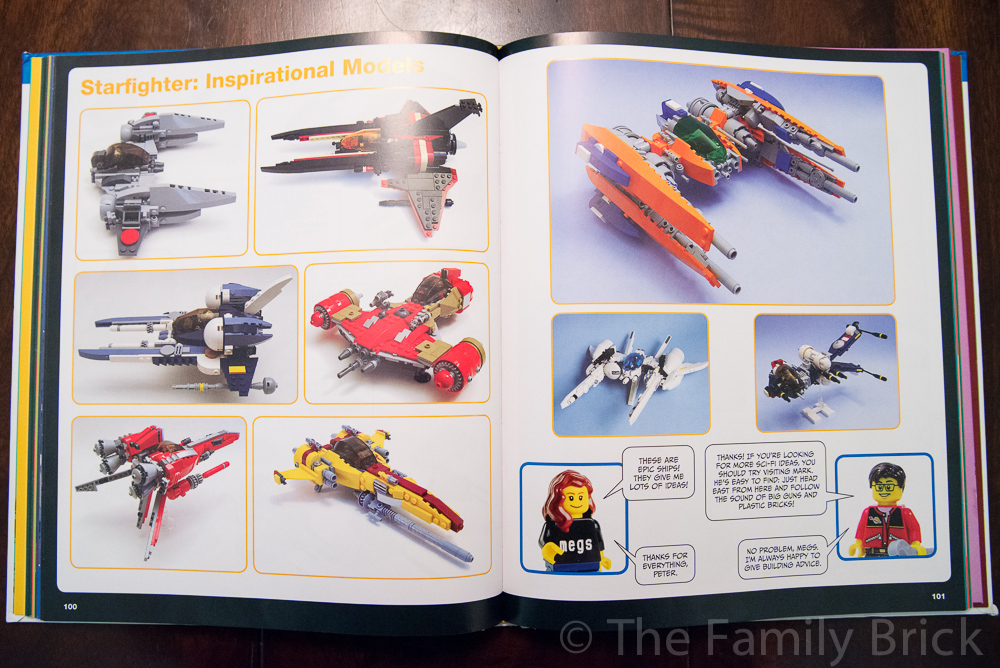 The LEGO Adventure Book Vol 1 Chapter 7 Sample Page