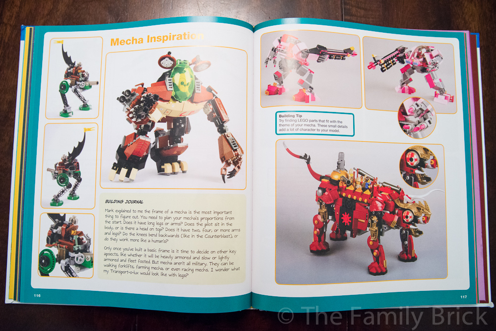 The LEGO Adventure Book Vol 1 Chapter 8 Sample Page