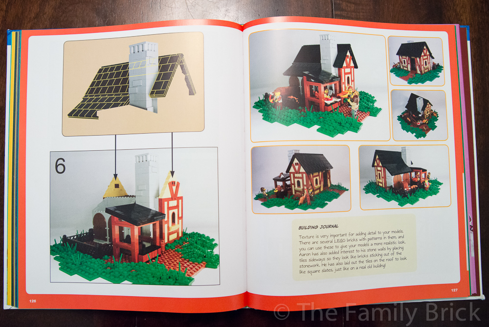 The LEGO Adventure Book Vol 1 Chapter 9 Sample Page