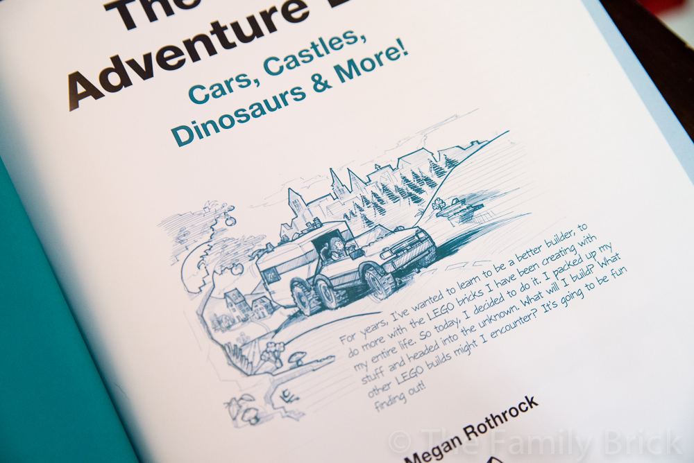 The LEGO Adventure Book Vol 1 Title Page-2