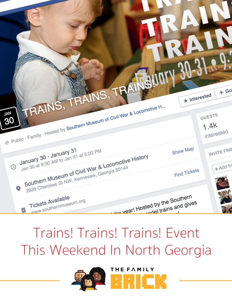 Trains! Trains! Trains! Event