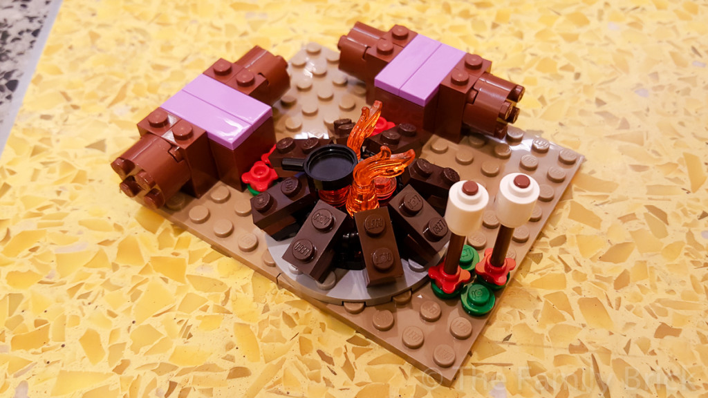 LEGO Friends Campfire Build Event-093456