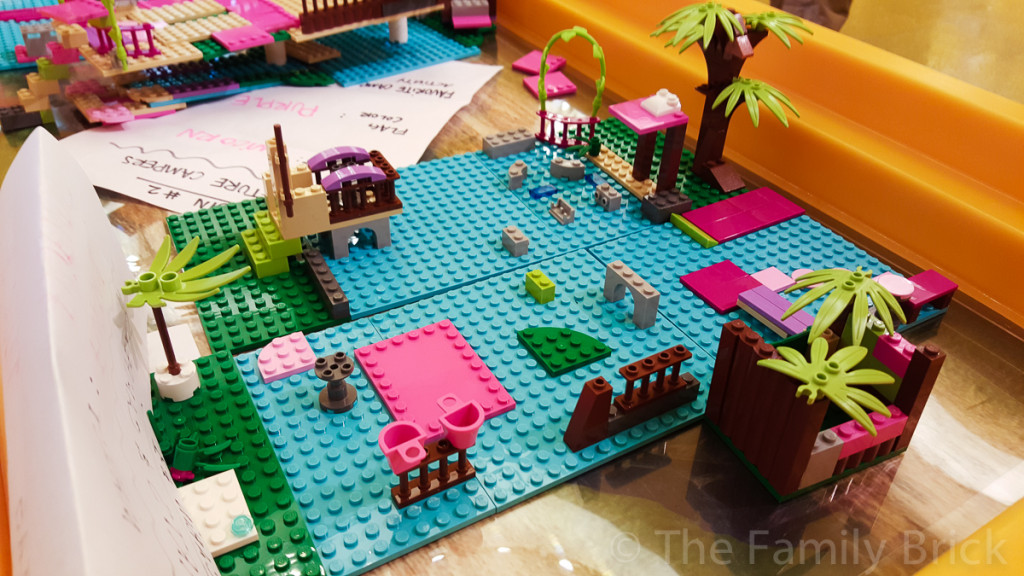LEGO Friends Campfire Build Event-095443