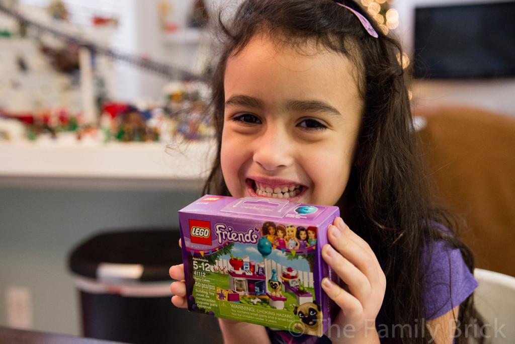 LEGO Friends Party Cakes Set 41112 Review-1625
