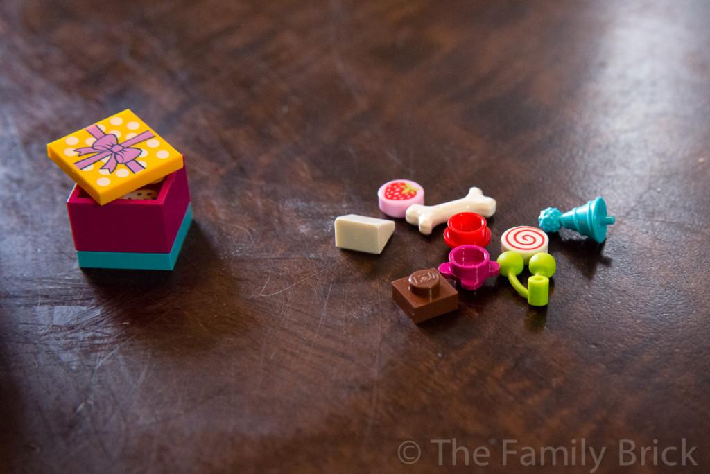 LEGO Friends Party Cakes Set 41112 Review-1662