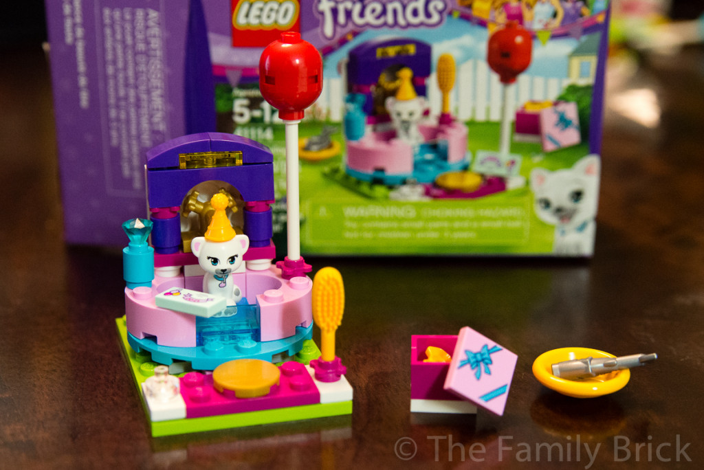 LEGO Friends Party Styling Set 41114