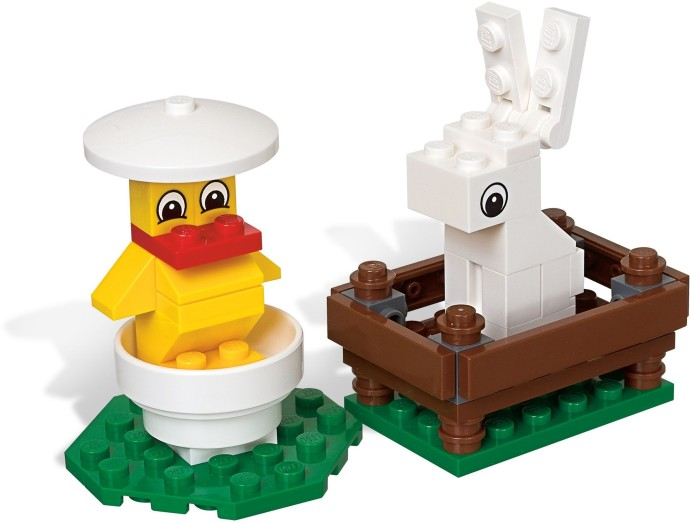 LEGO Bunny and Chick 40031-1