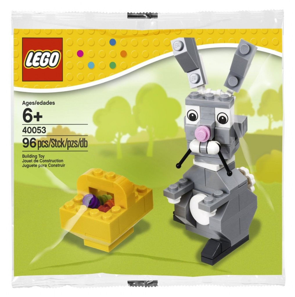 LEGO Easter Bunny with Basket 40053