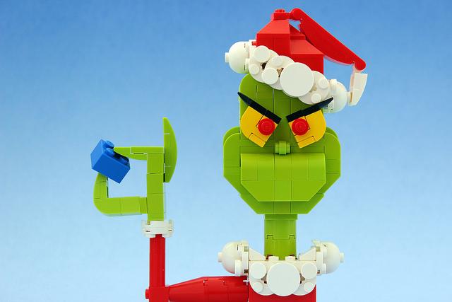 LEGO Mr. Grinch