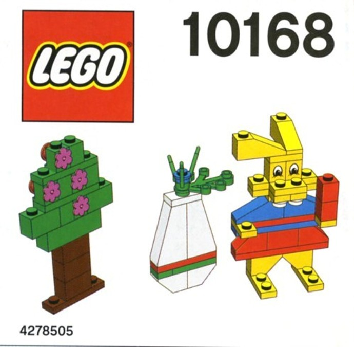 LEGO Mrs Bunny 10168-1