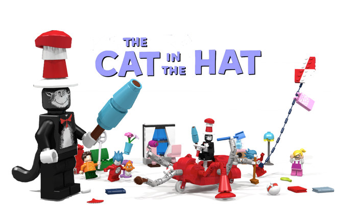LEGO The Cat In The Hat