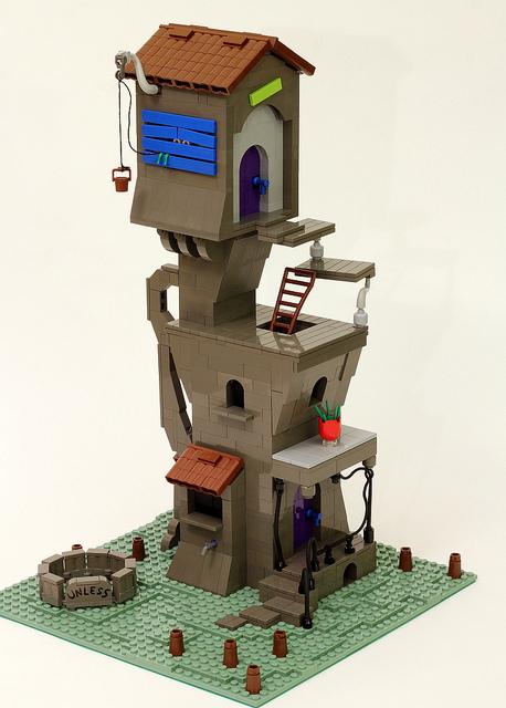 LEGO The Lorax