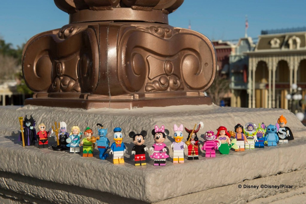 Official Images of the LEGO Disney Minifigures - 2