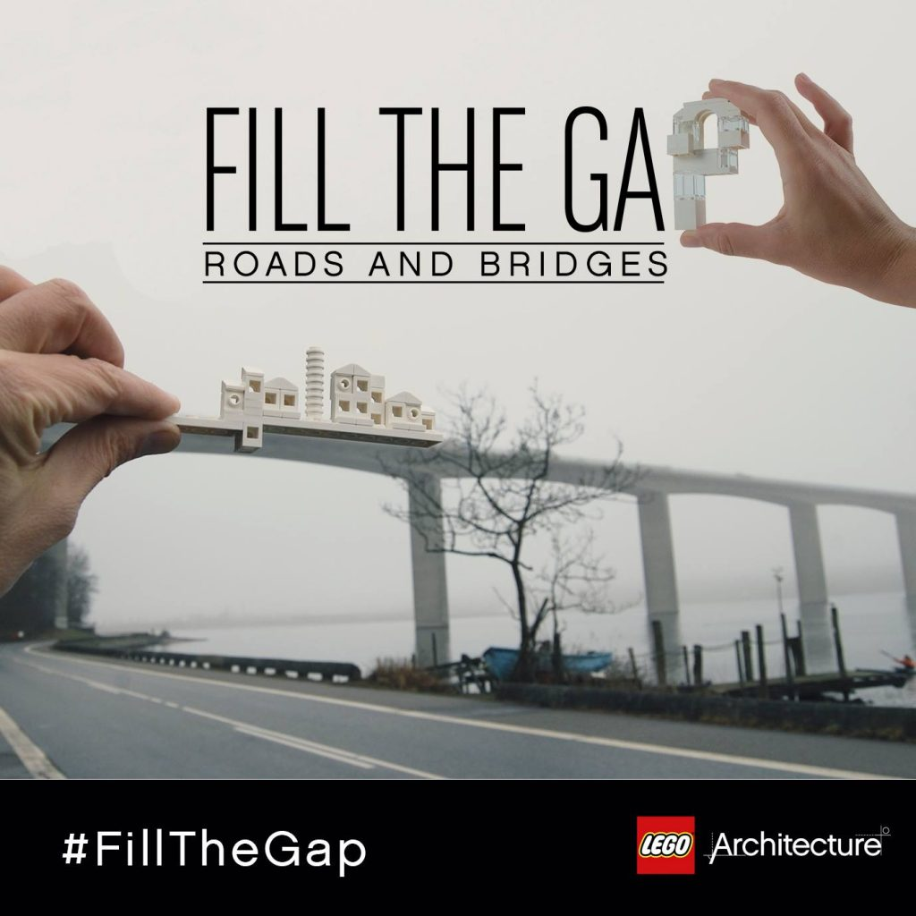 LEGO Architecture Fill The Gap Building Competition