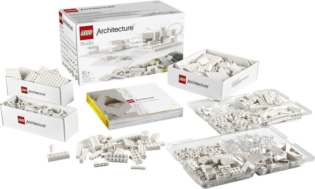 LEGO Architecture Studio 21050-1