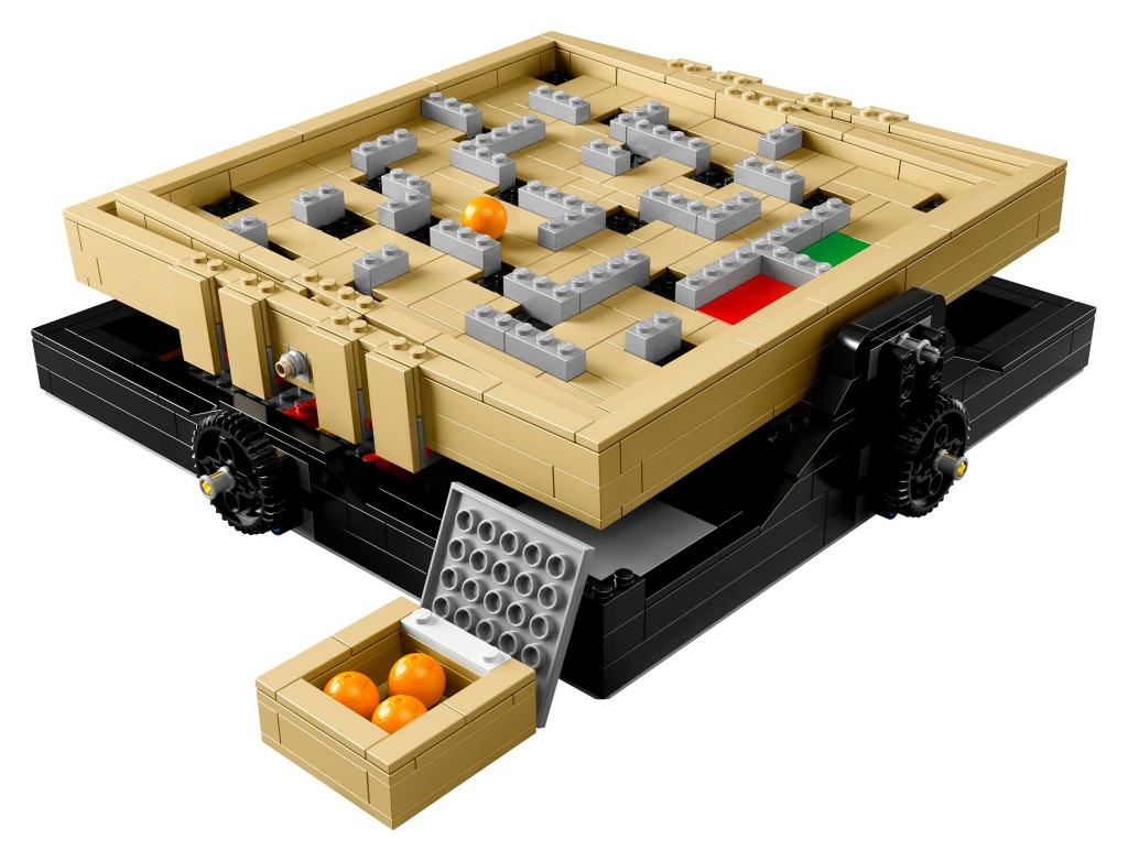 LEGO Ideas Maze - Advanced Maze