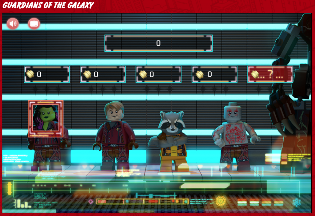 LEGO Marvel Super Heroes Guardians of the Galaxy