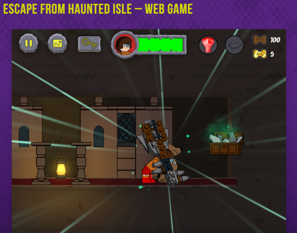 LEGO Scooby-Doo Escape from Haunted Isle
