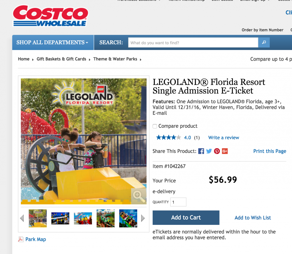 How to Get the Best Price For Discount Tickets to LEGOLand Florida