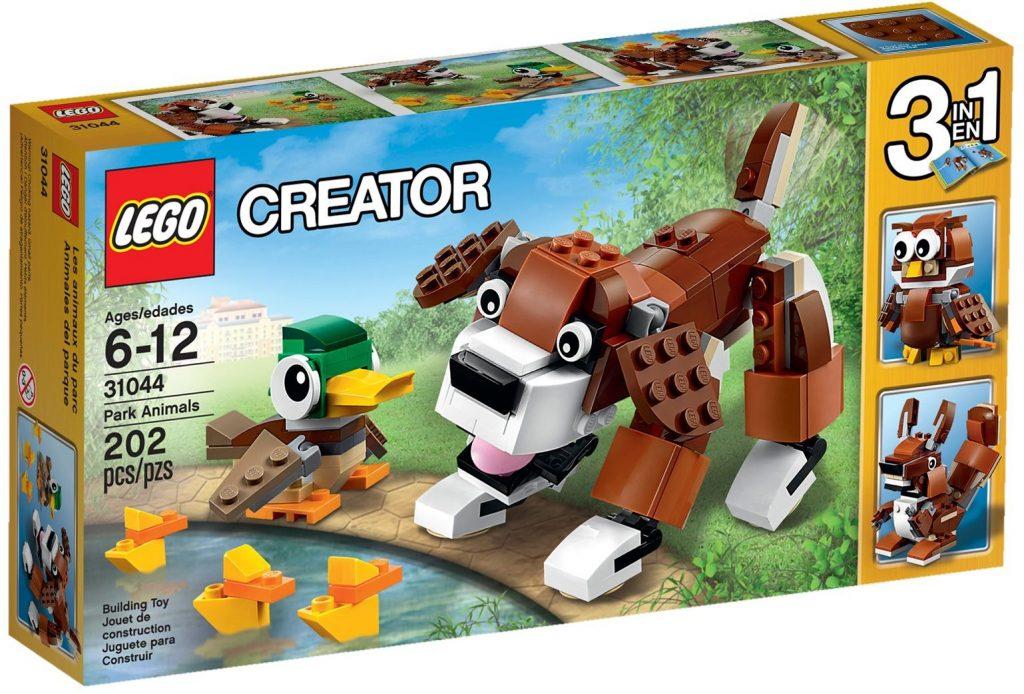 LEGO Creator Park Animals 31044_alt1