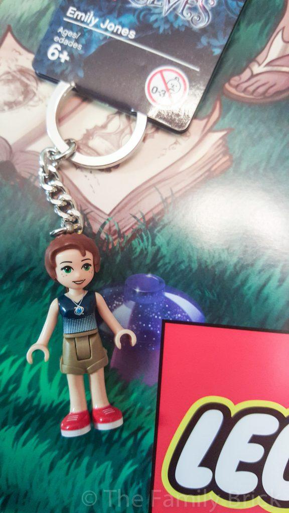 LEGO Elves Emily Keychain-074640