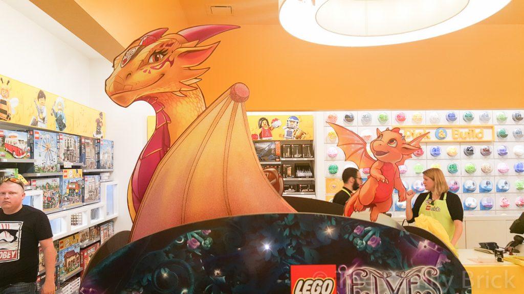 LEGO Elves Treehouse Build Event-094654