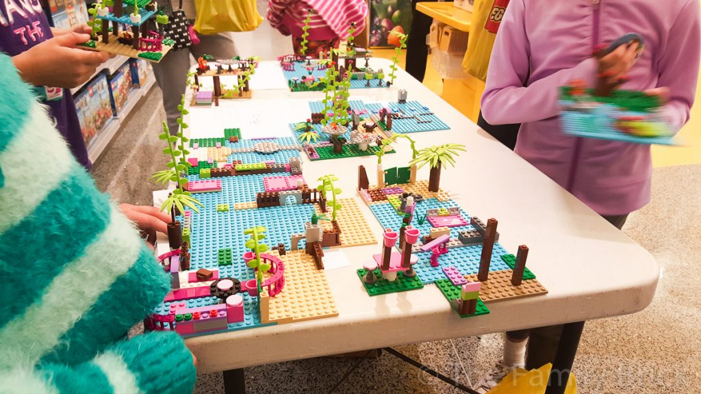 LEGO Elves Treehouse Build Event-094736