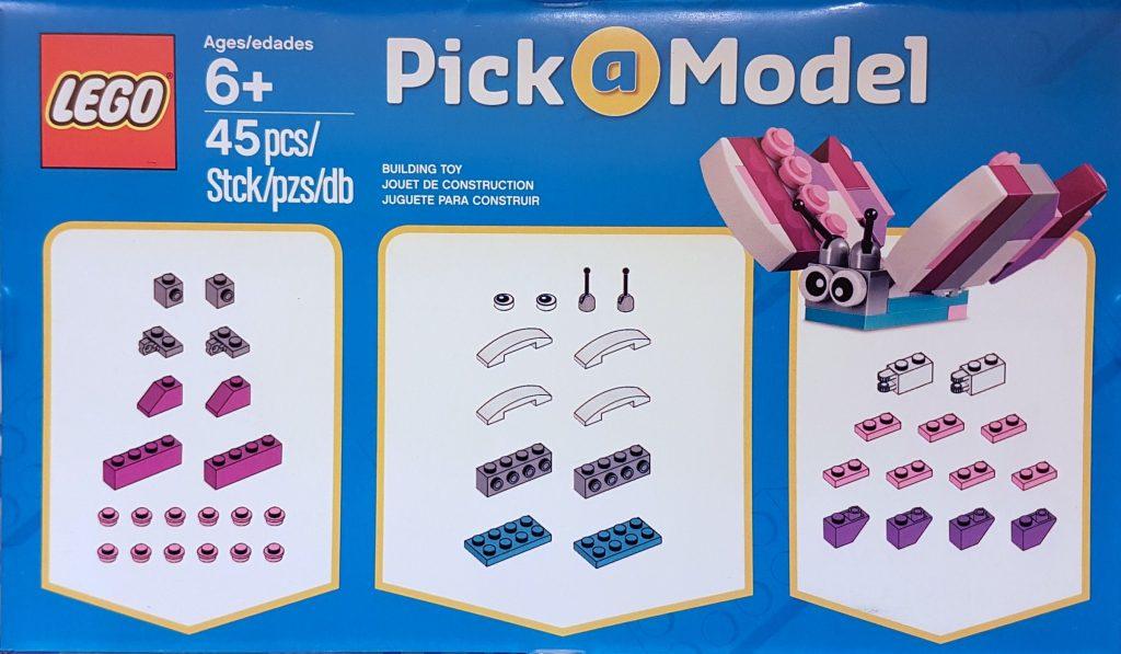 LEGO Pick A Brick Butterfly Build