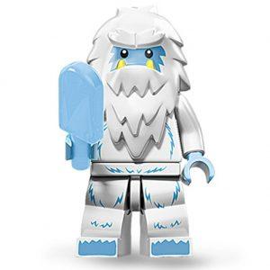 LEGO Series 11 Minifigure Yeti